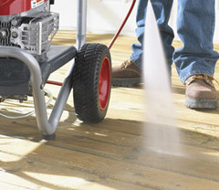 Multi-Surface Pressure Washing